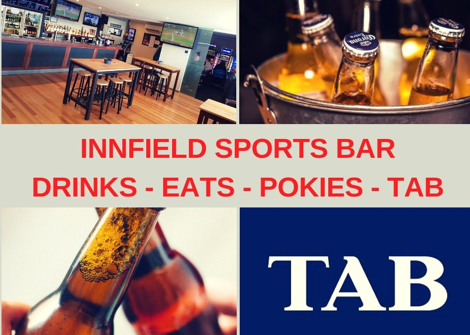 InnField Sports Bar Auckland Guide