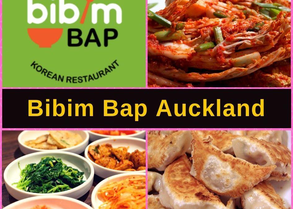 Bibim Bap Auckland Guide