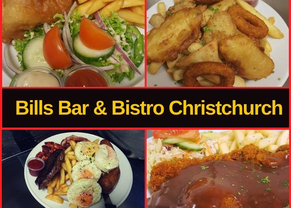 Bills Bar & Bistro Christchurch Guide