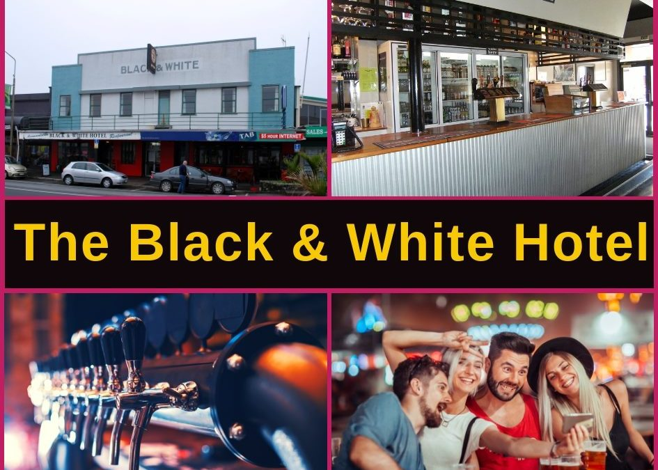 Black and White Hotel Westport Guide