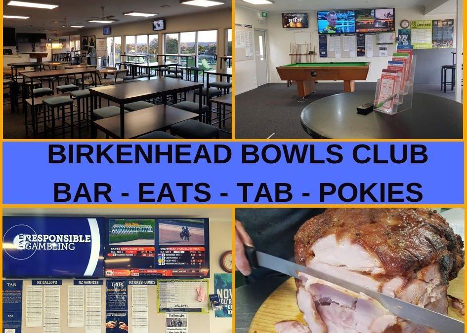 Birkenhead Bowling Club Guide