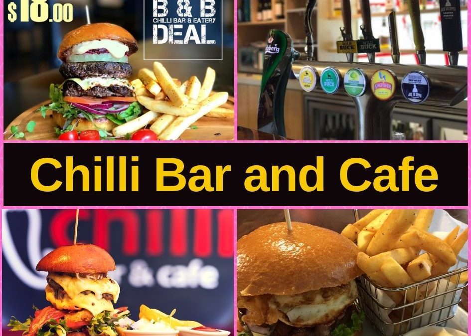 Chilli Bar and Cafe Lynfield Guide