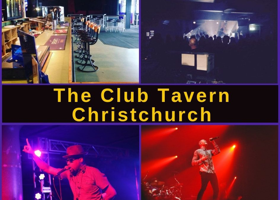 Club Tavern Christchurch Guide