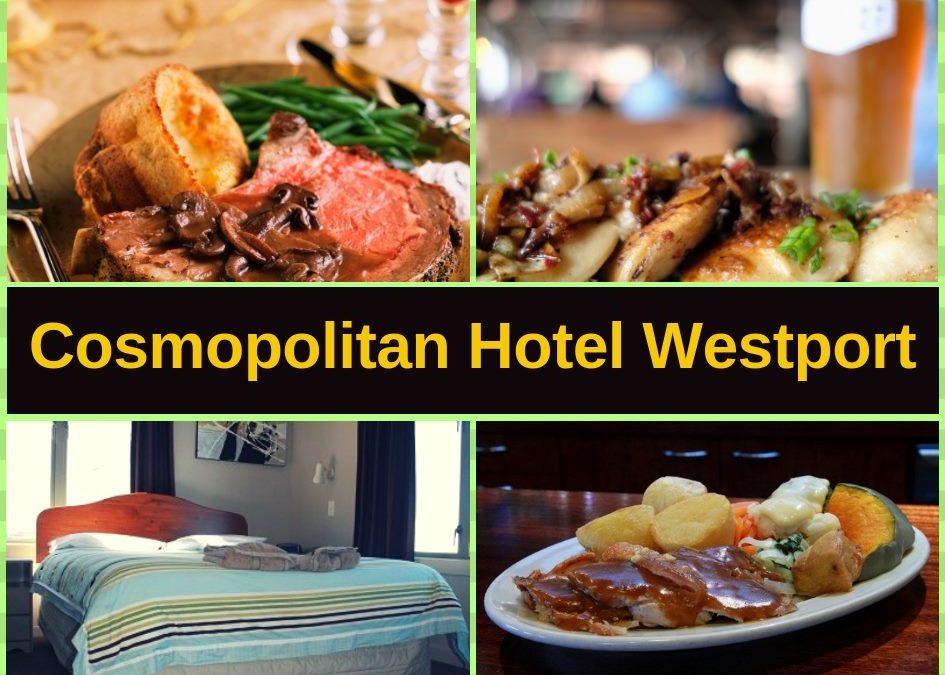 Cosmopolitan Hotel Westport Guide