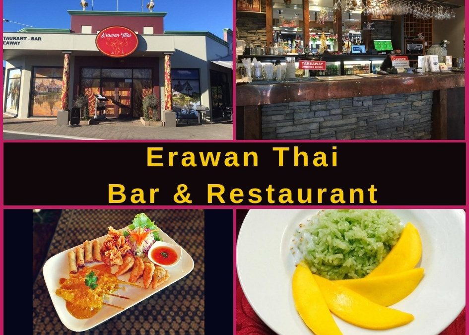 Erawan Thai Bar and Restaurant Christchurch Guide