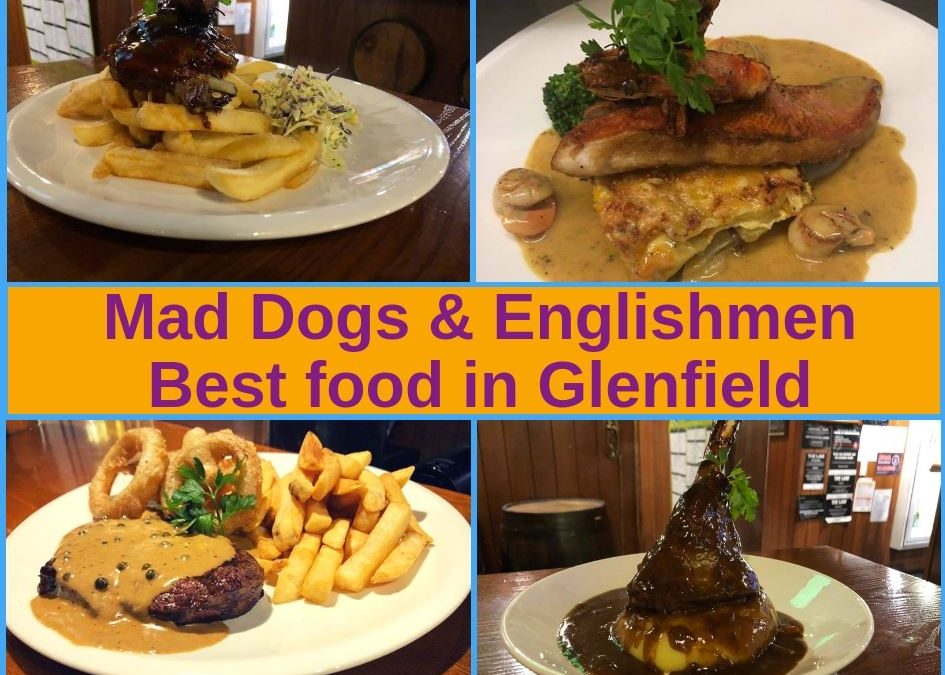 Mad Dogs & Englishmen Pub and Restaurant Glenfield Guide