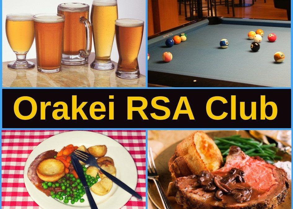Orakei RSA Club Guide