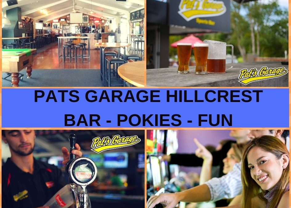Pats Garage Sports Bar Hillcrest Auckland Guide