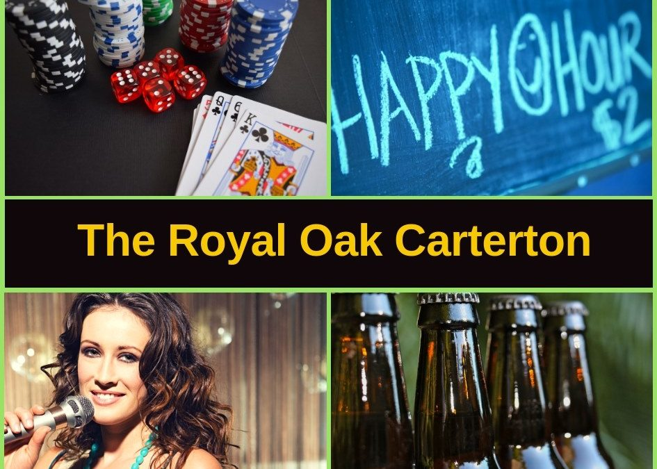 Royal Oak Tavern Carterton Guide