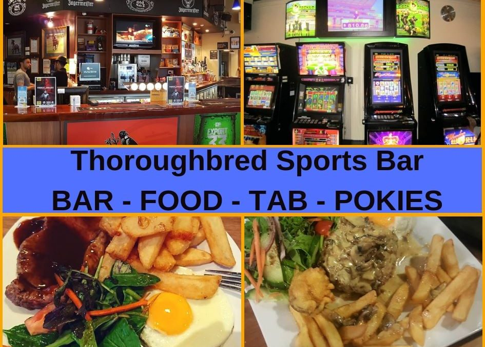 Thoroughbred Sports Bar Takanini Guide