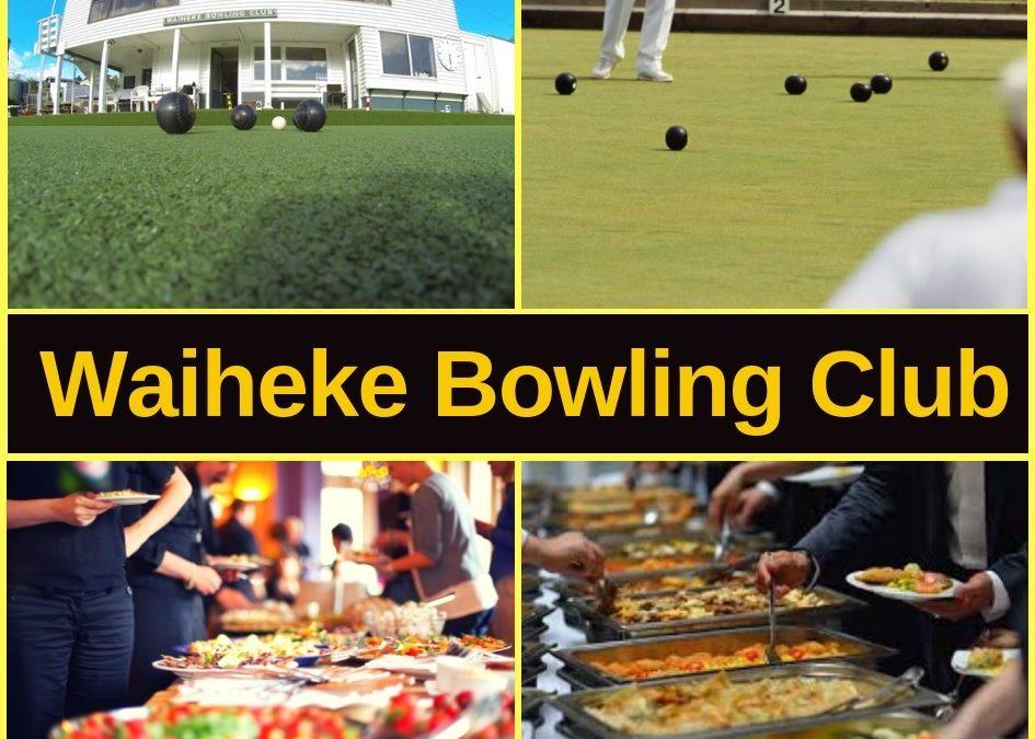 Waiheke Bowling Club Guide