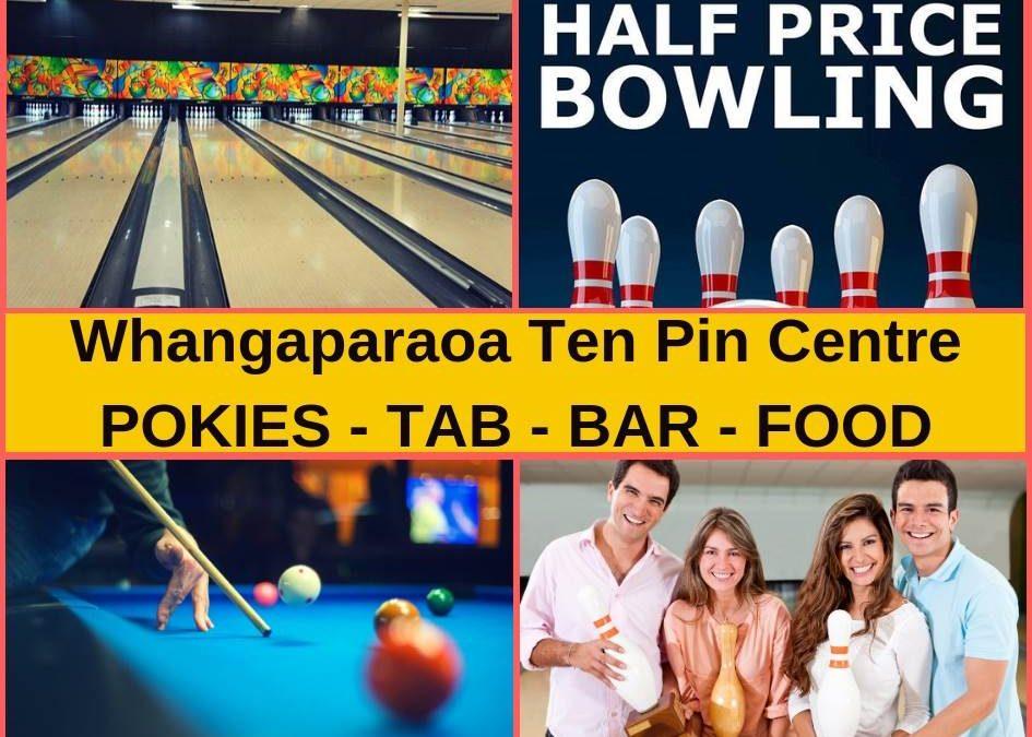 Whangaparaoa Tenpin Bowling Guide