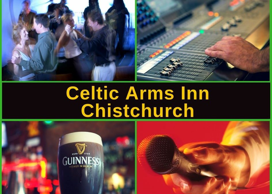 Celtic Arms Inn Spreydon, Christchurch Guide