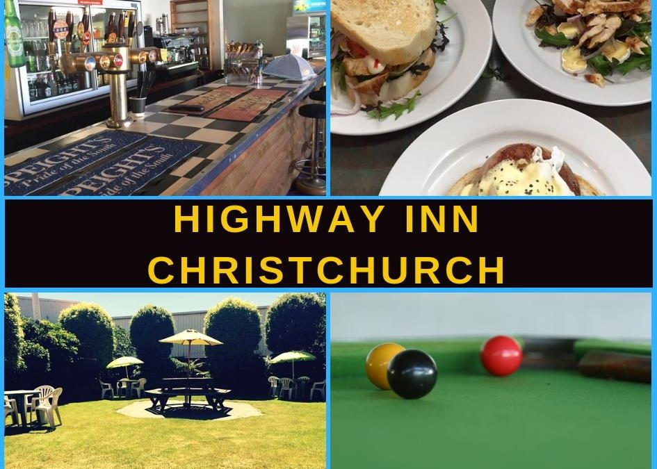 The Highway Inn Christchurch Guide