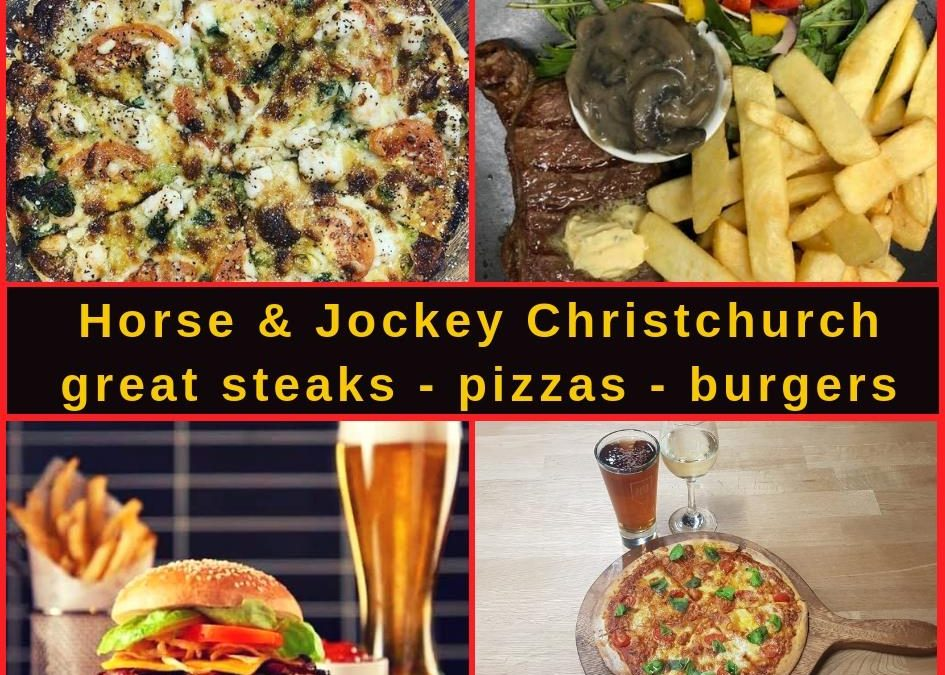 Horse & Jockey Christchurch Guide