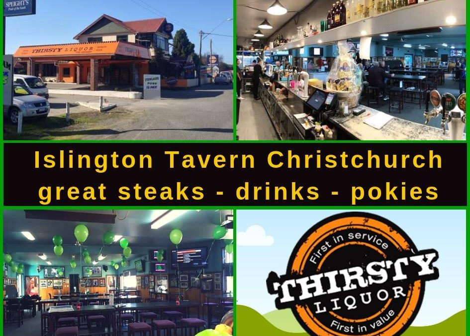 Islington Tavern Christchurch Guide