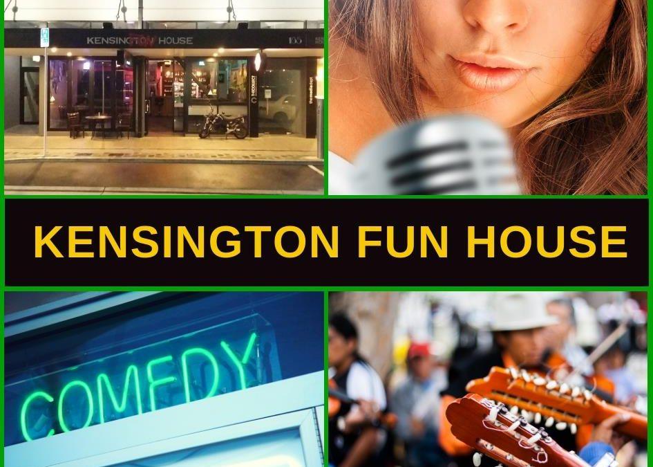 Kensington Fun House Christchurch Guide