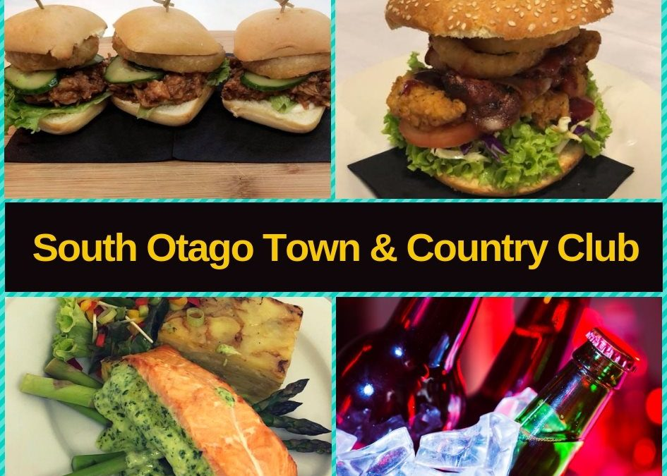 South Otago Town and Country Club Guide