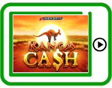 free Kanga cash ipad, iphone, android slots pokies